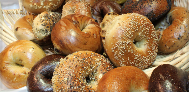 Northern NJ's Finest Hand Rolled Water Bagels